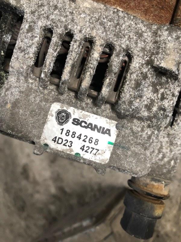 Генератор Scania