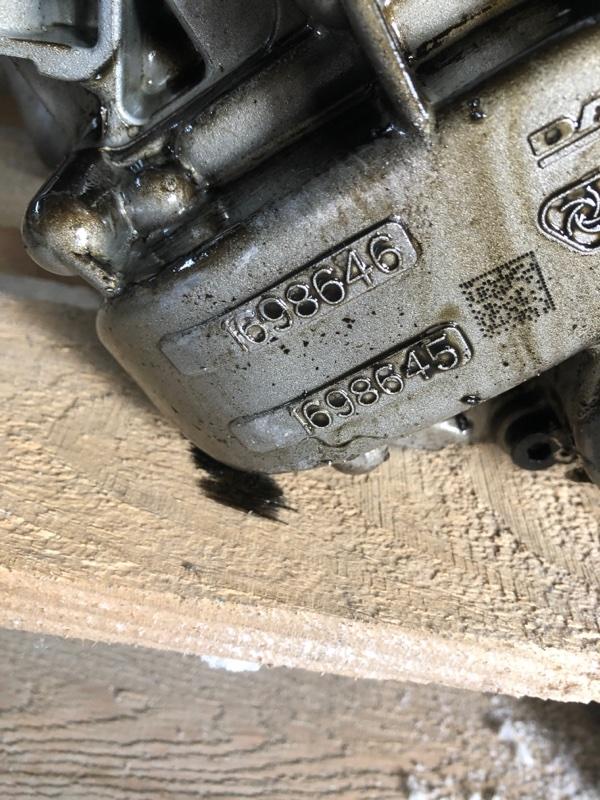 Насос масляный Daf Xf 105