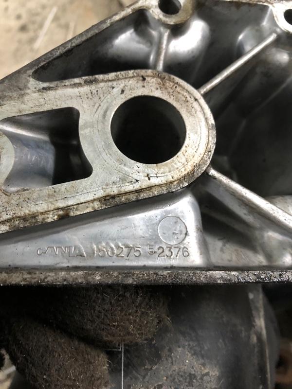 Основание масляного фильтра Scania