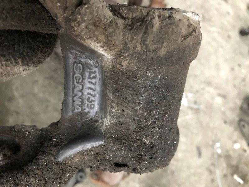 Серьга рессоры Scania