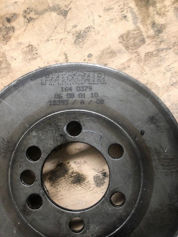 Демпфер двигателя Daf Xf 105