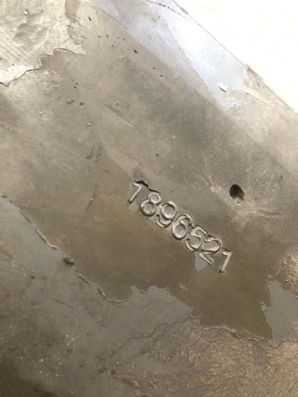 Корпус фильтра вентиляции картера Scania