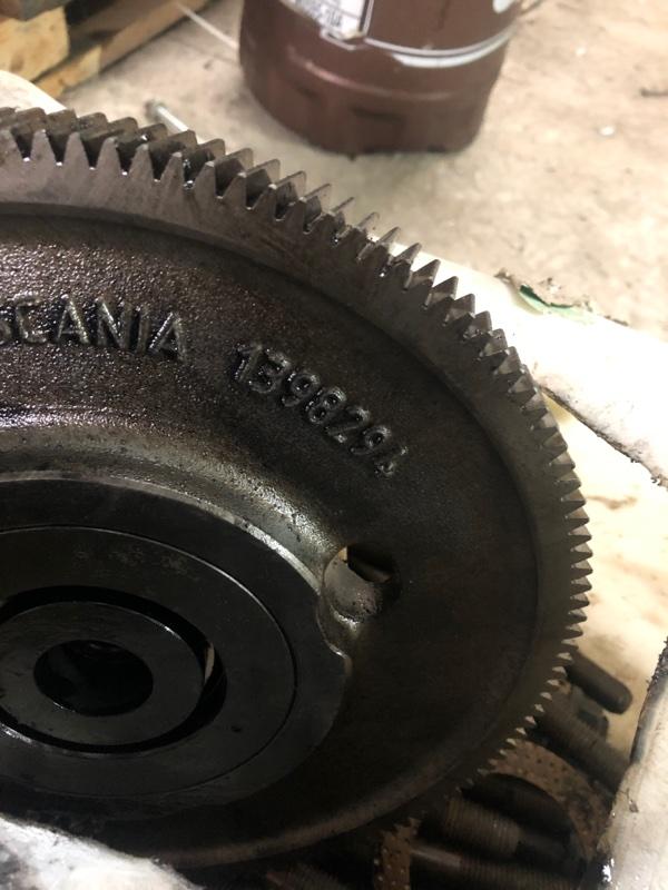 Шестерня распредвала Scania