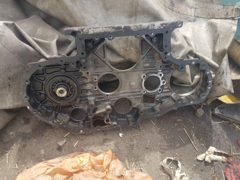 Крышка двигателя Daf Ati передняя