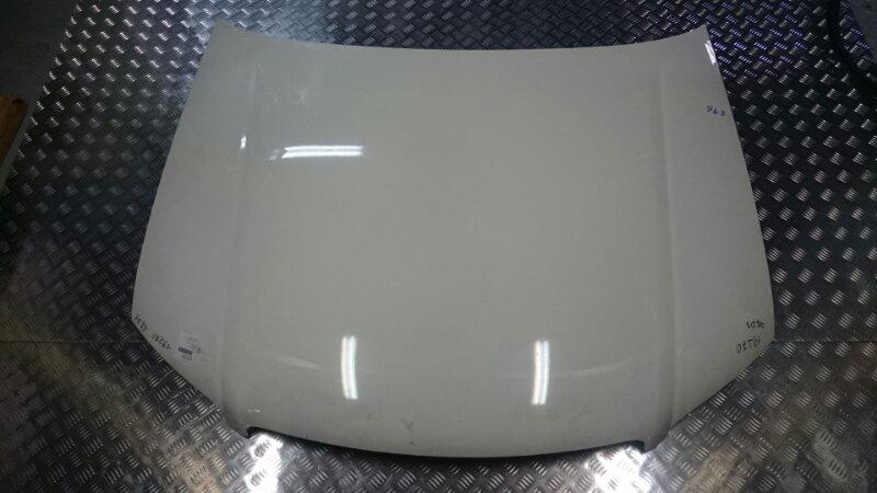Капот A8 D3 -2005 серый
