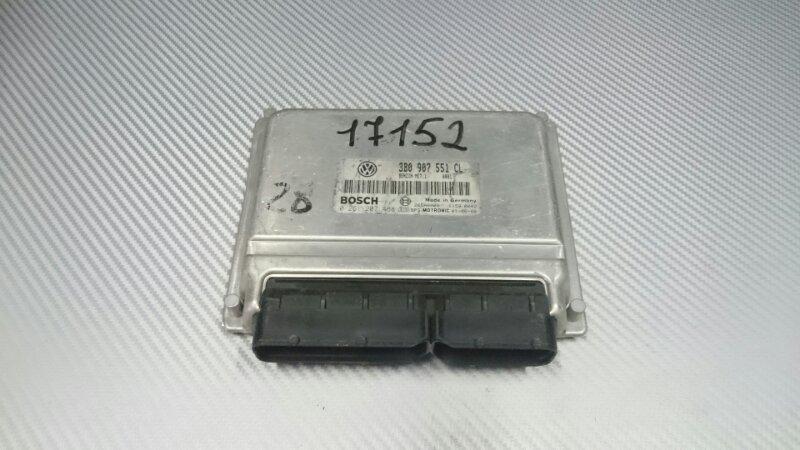 Блок управления ДВС B5+