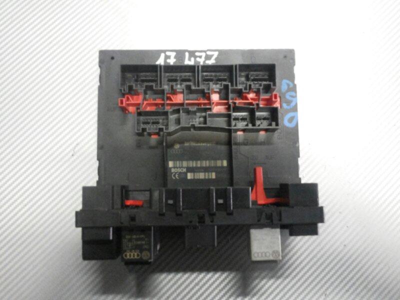 Блок управления бортовой сети