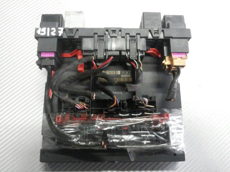 Блок управления бортовой сети VW Passat B6