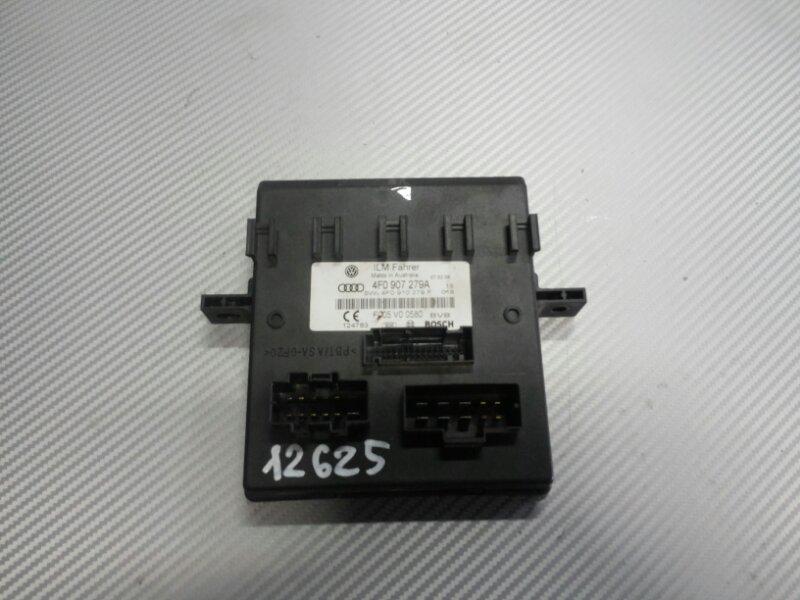 Блок управления бортовой сетью Audi A6 A8 Q7