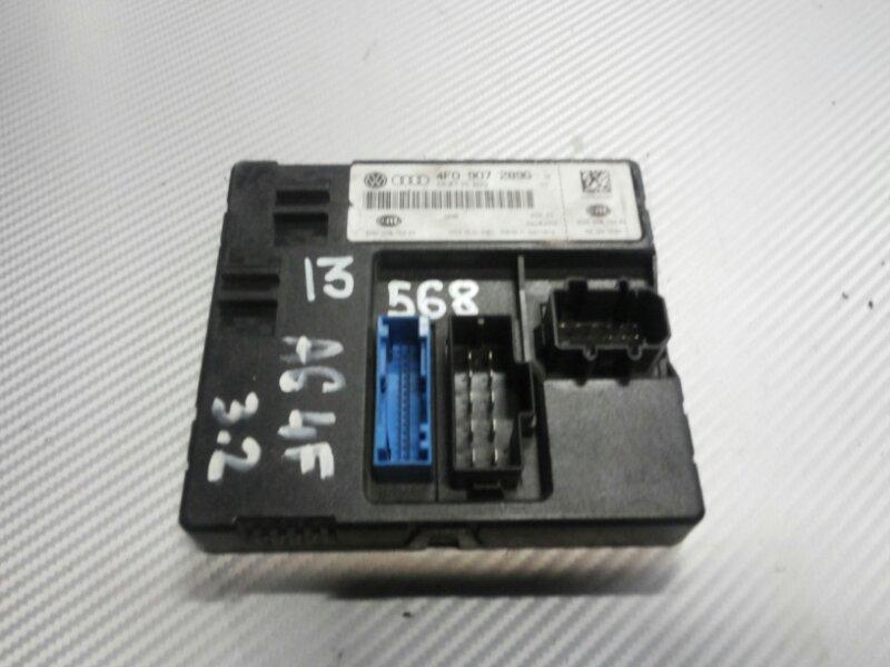 Блок управления комфортом Audi A6 4F