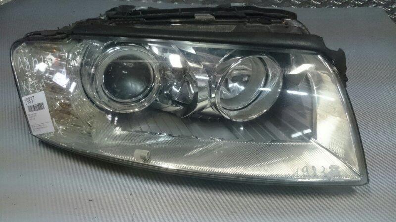 Фара ксенон Audi A8 D3 2005 правая