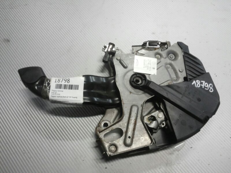 Педаль тормоза Audi Q7 VW Touareg