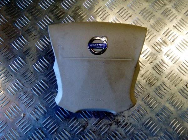 Подушка безопасности водителя Volvo Xc70 2007