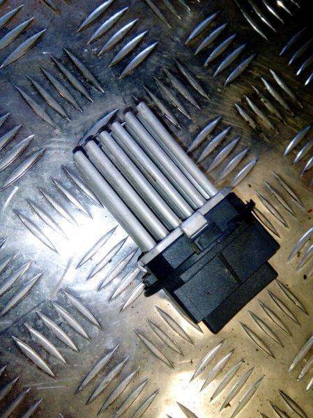 Резистор отопителя Volvo S80 2007