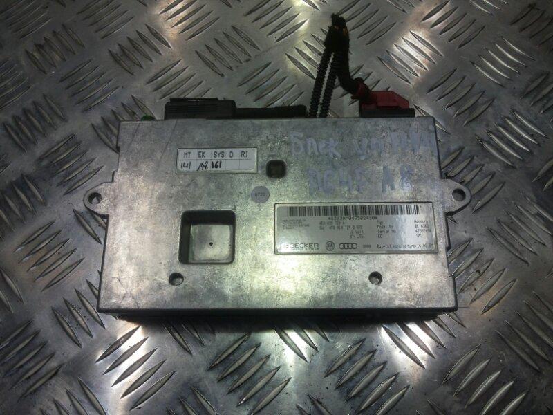 Блок управления mmi Audi A6 C6 3.2 AUK 2005