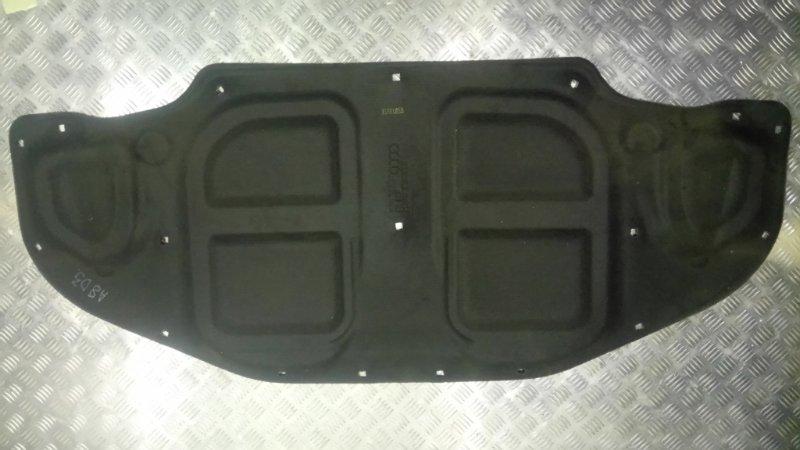 Шумоизоляция капота Audi A8 D3 4.2 BFM 2005