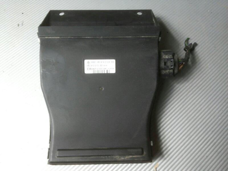 Радиатор отопителя Audi A8 D3 4.2 BFM 2005 передний левый