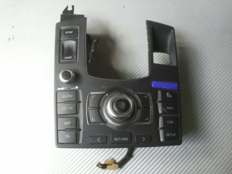 Блок управления mmi Audi A8 D3 4.2 BFM 2005