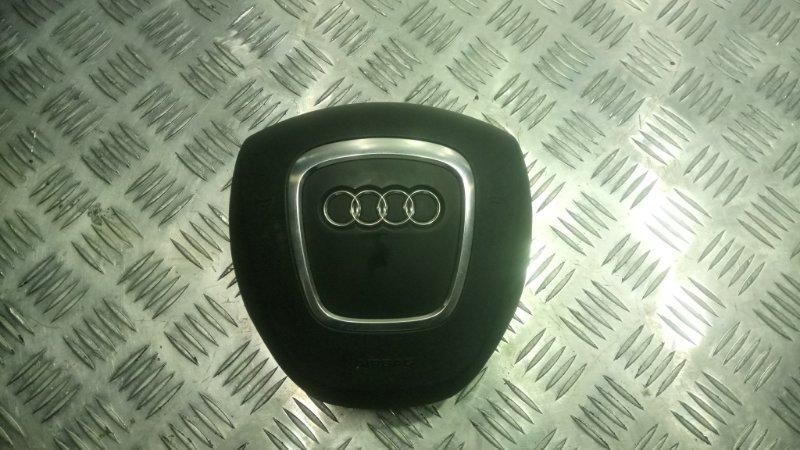 Подушка безопасности водителя Audi A8 D3 4.2 BFM 2005