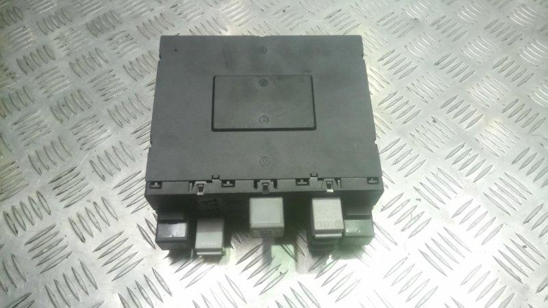 Блок управления бортовой сети Volkswagen Passat B6 2.0T BWA 2005