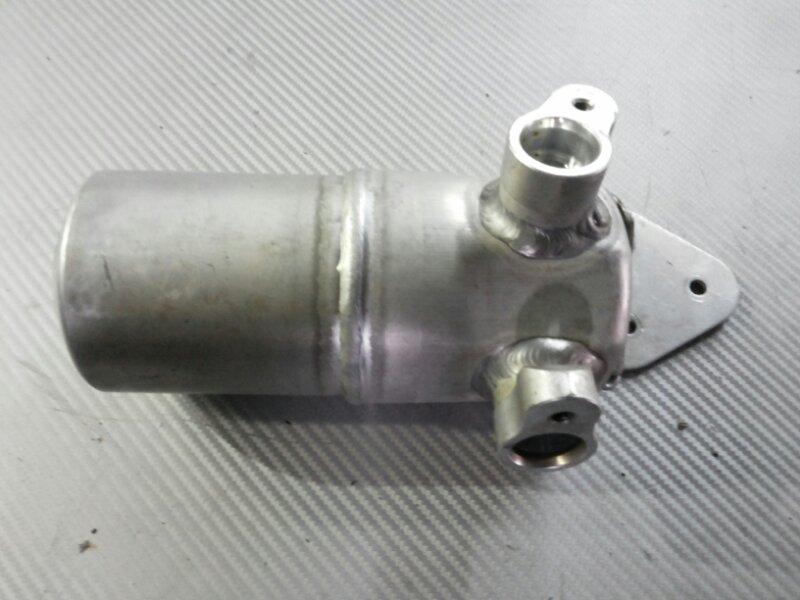 Осушитель кондиционера Audi A8 D3 3.2 BKP 2006