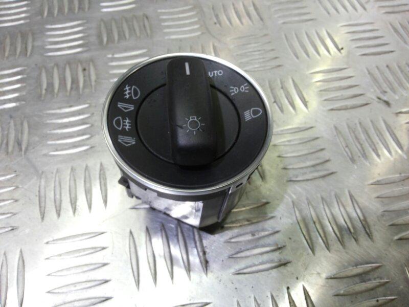 Блок управления светом Audi A8 D3 3.2 BKP 2006