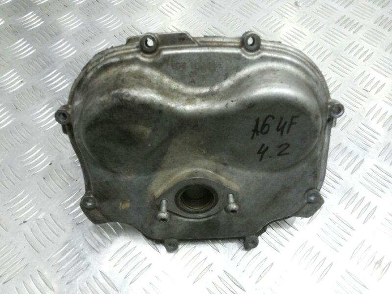 Клапанная крышка Audi Q7 4.2 BAR 2006 задняя