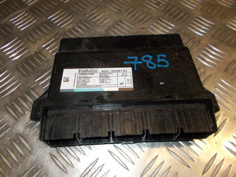 Блок безключевого доступа Volvo S80 С80 B8444S 2007