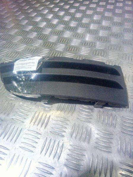 Заглушка противотуманной фары правая 30657198 Volvo C30 07-10