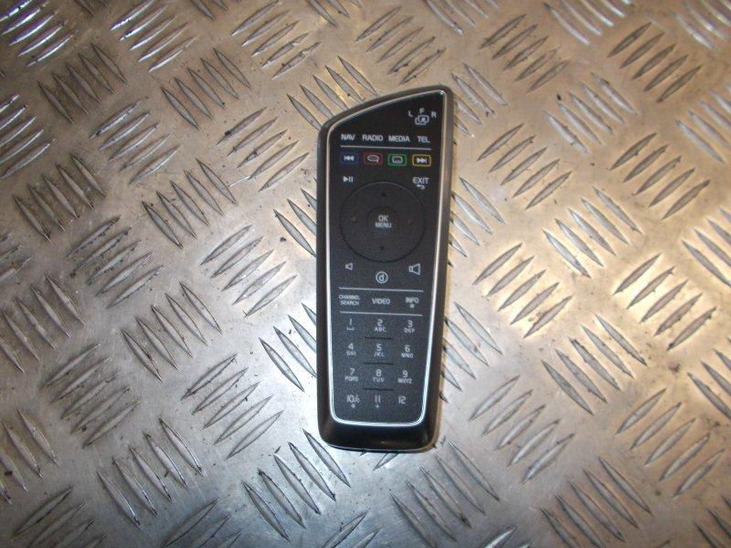 Пульт мультимедиа Volvo S60 2010