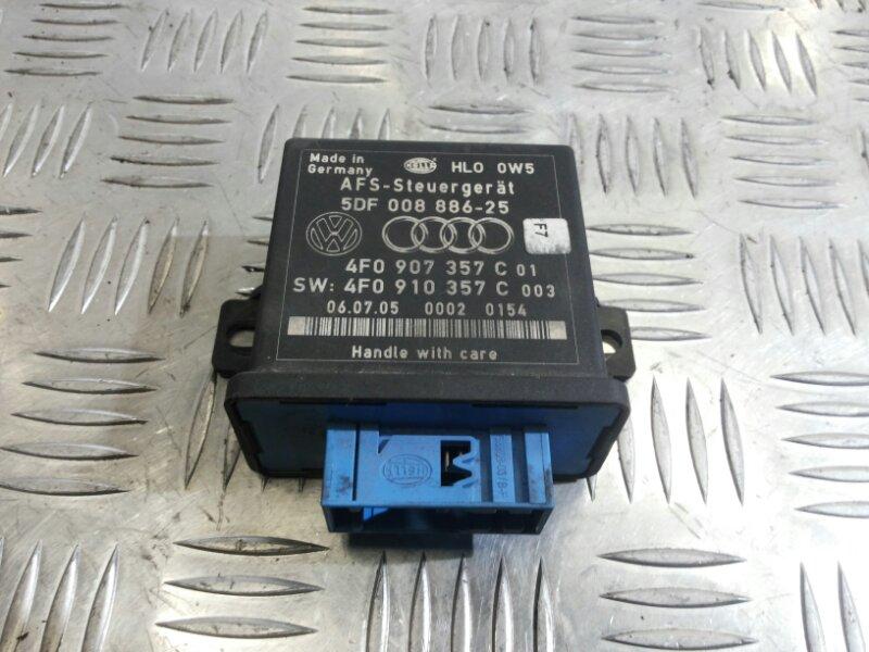 Блок корректора фар Audi A8 D3 3.2 BKP 2006