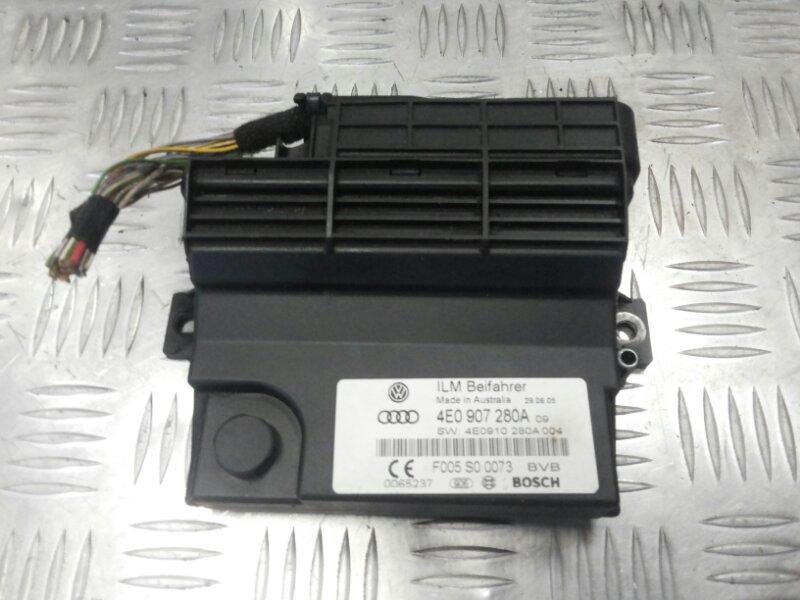 Блок управления бортовой сети Audi A8 D3 3.2 BKP 2006