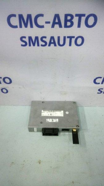 Блок управления телефоном Audi Q7 4.2 BAR 2006