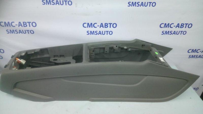 Центральная консоль Audi Q7 4.2 BAR 2006