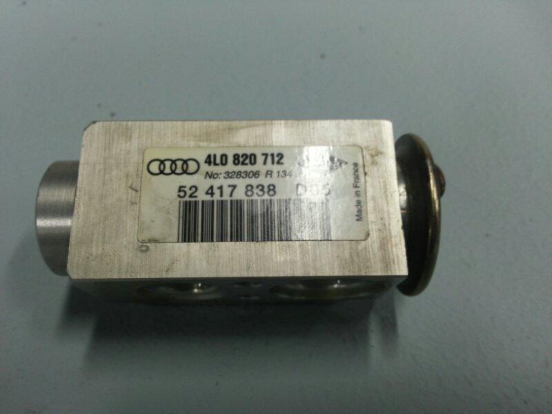 Клапан печки Audi Q7 4.2 BAR 2006