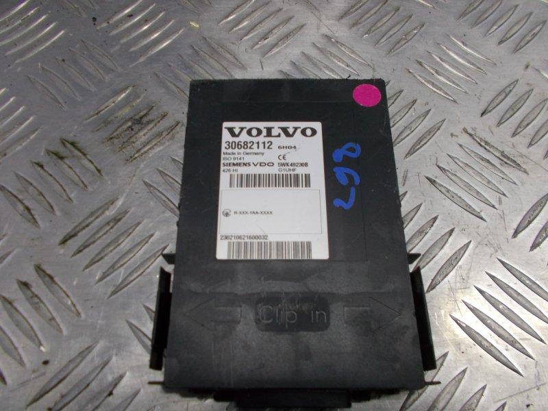Блок безключевого доступа Volvo S80 С80 B8444S 4 2007
