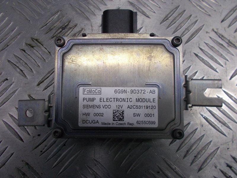Блок управления бензонасосом Volvo S80 С80 B8444S 4 2007