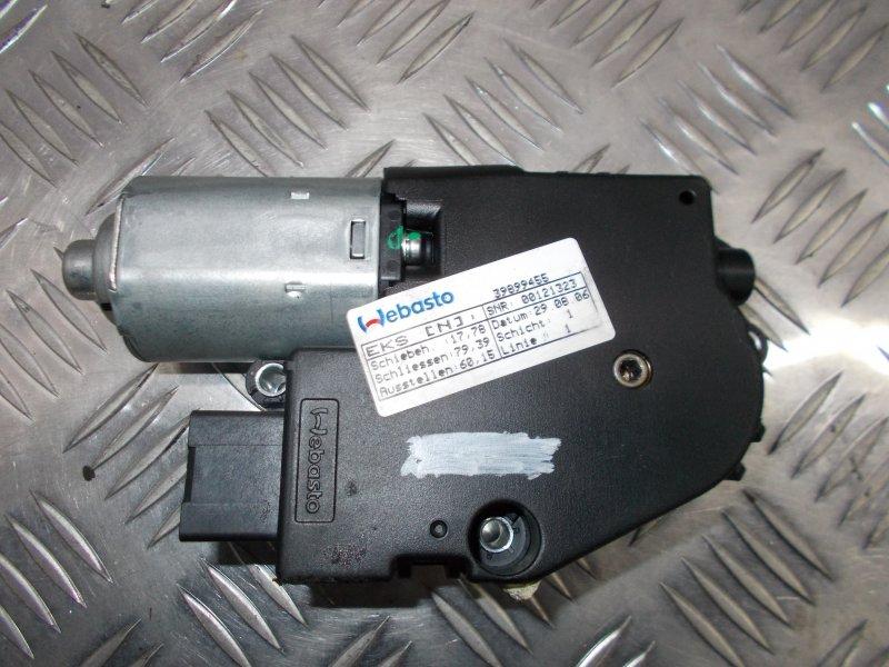 Мотор люка Volvo S80 С80 B8444S 4 2007