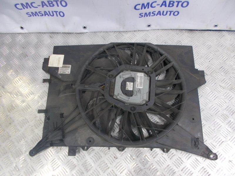 Вентилятор системы охлаждения двигателя c диффузором 30749759 8616762 30723105 Volvo 2.5T S60 S80 V70 XC70 03-