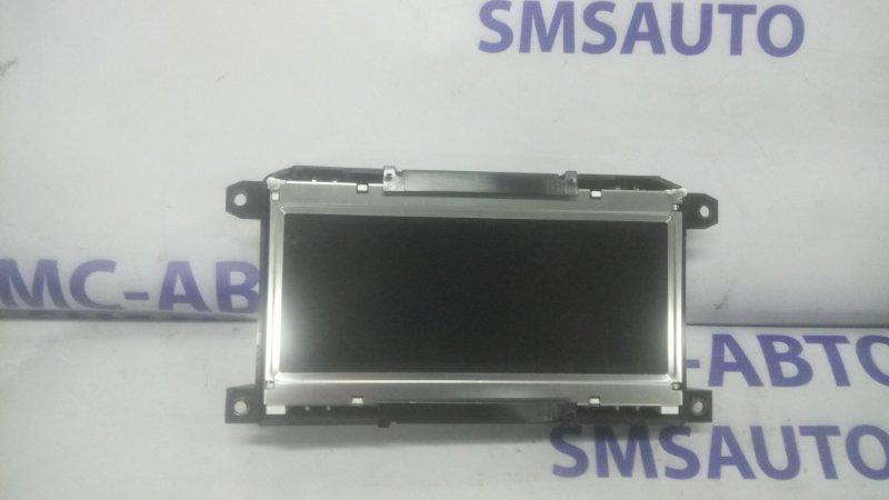 Монитор MMI Audi A6 4F