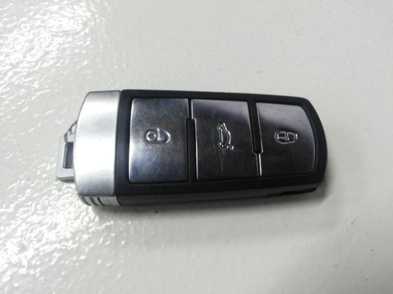 Ключ зажигания Volkswagen Passat B6 1.8T BZB 2006