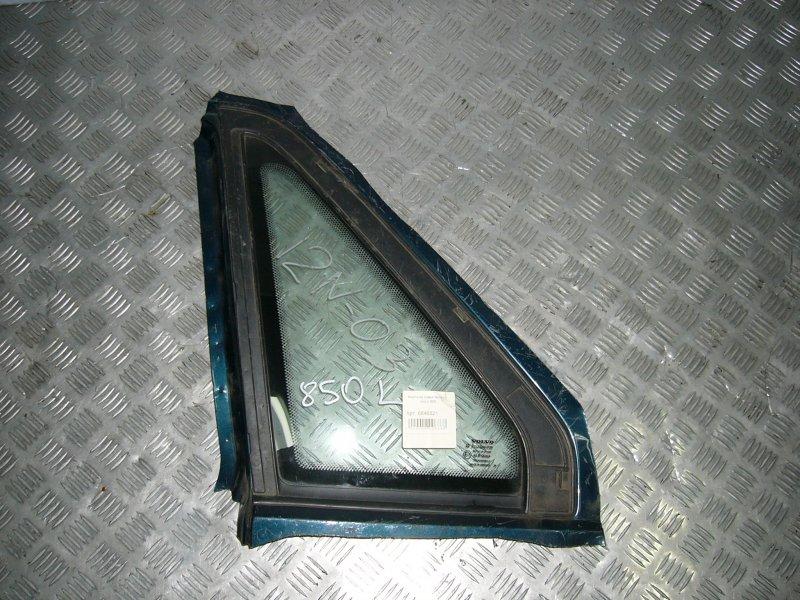 Форточка левая 6846521 Volvo 850