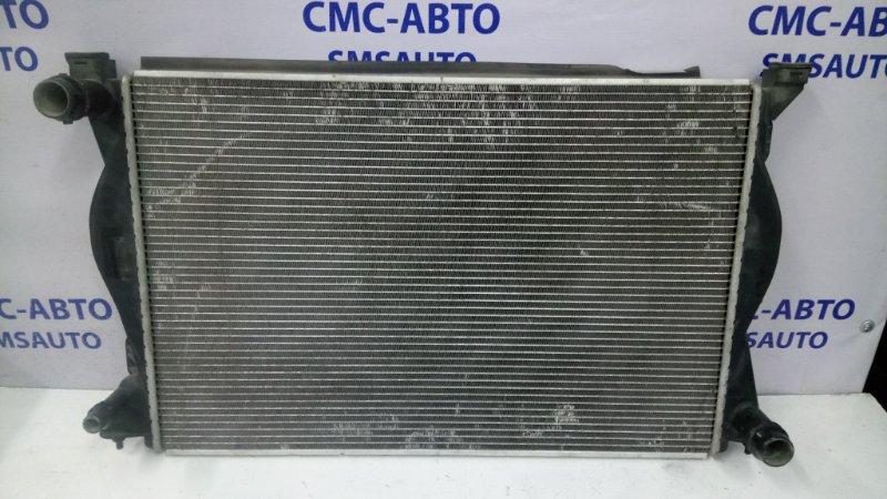 Радиатор охлаждения Audi A6 4F 2,4L , AUK 3,2L