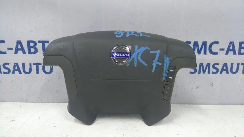 Airbag водителя 8684163 Volvo S80 XC70 03 серый