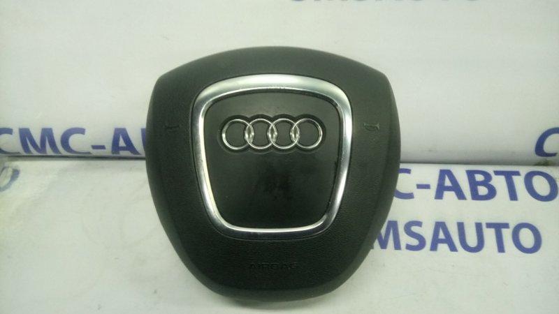 Подушка безопасности водителя Audi A4 B7 1.8T BFB 2005