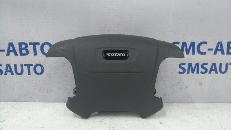 Airbag водителя серая 8638251 Volvo S80 98-02