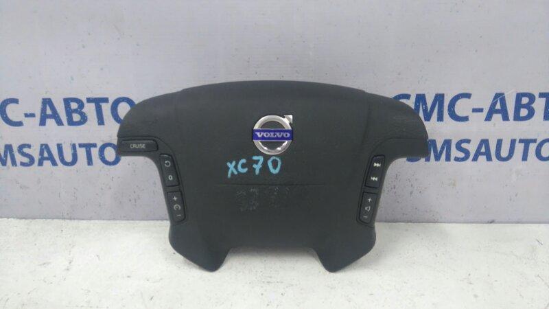 Подушка безопасности водителя Volvo Xc70 2003