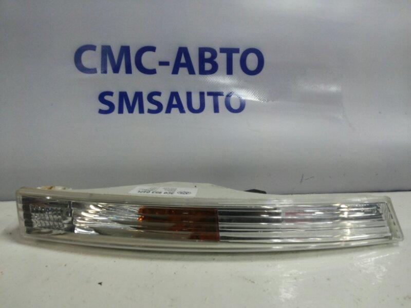 Повторитель поворотов Volkswagen Passat B6 2.0 2005 правый