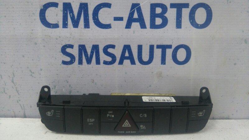 Блок кнопок передней панели Mercedes R-Class W251 R350 2006