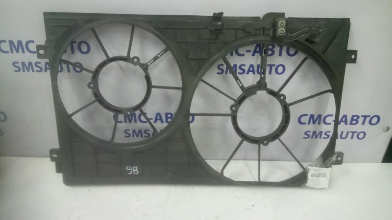 Диффузор вентилятора B6